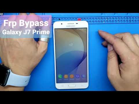 remove google account on samsung galaxy j5 prime g570f g570g g570fn j570gn android 7.0 to 7.1.1