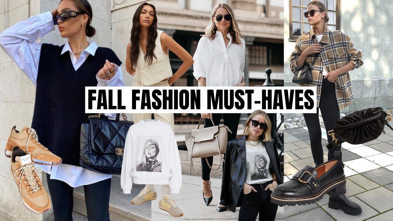 Shop The Top Fall Fashion Essentials | Fall Fashion 2021