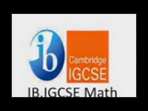 IGCSE,IB Math tutor in Cologne,Dresden,Leipzig,Heidelberg,Weimar