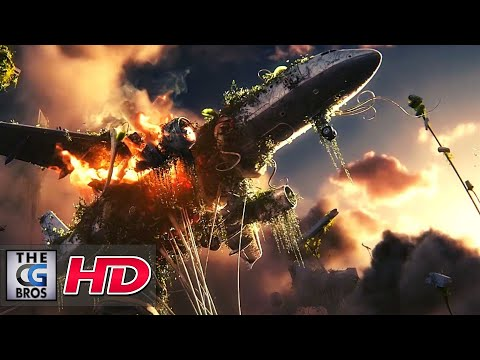 """CGI 3D Animated Trailers: """"House Plants"""" - by Alf Lovvold 