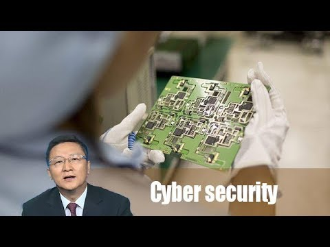 China: Hold the cyber security 'key' in its own hands