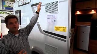 LMC Cruiser Sport Line 595 2015 nieuw nu bij Meerbeek caravans uw Bovag camper dealer