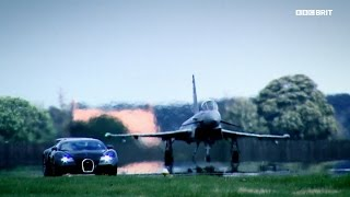 Download Epicki pojedynek - Bugatti vs Myśliwiec - Lektor - Top Gear Zajawki - BBC Brit Polska Mp3 and Videos