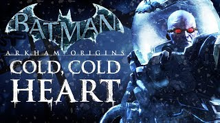Batman: Arkham Origins – Cold, Cold Heart –  Xbox One Walkthrough