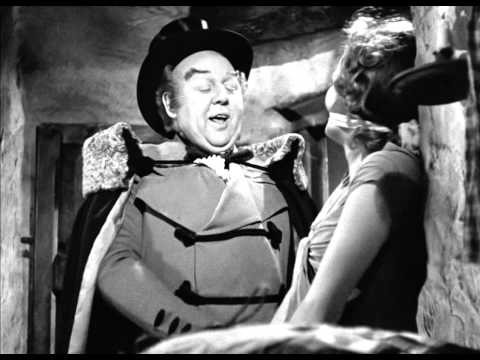"Sir Humphrey Pengallan takes Mary Yellen on holiday (""Jamaica Inn"", 1939)"