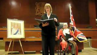 British Citizenship Ceremony