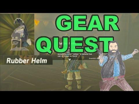 Zelda Botw Thunder Magnet Side Quest Doovi
