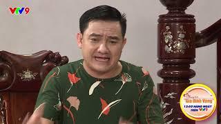 Diễn viên hài Anh Vũ và vai diễn đặc sắc trong chương trình Chuyện Gia Đình Vàng