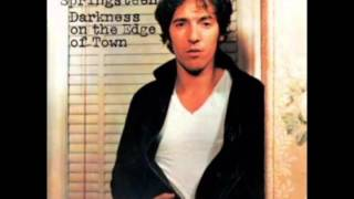 Bruce Springsteen: Darkness On The Edge Of Town (Full Vinyl Album)