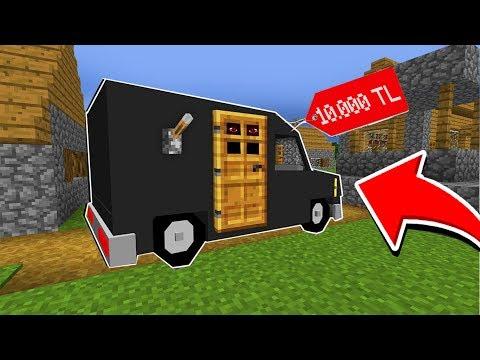 FAKİR'in 10.000 TL'lik GİZLİ GEÇİT BULUNDU! ? - Minecraft thumbnail