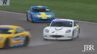 Ginetta Racing Drivers Club at Rockingham