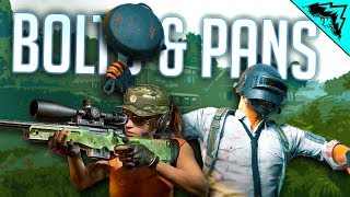 PUBG WTF RULES - SNIPERS and GOD Pans
