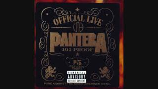 Pantera 101 Proof Official Live - Suicide Note Pt. 2