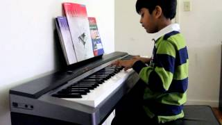 Vidyut - Thaandavam Piano Notes