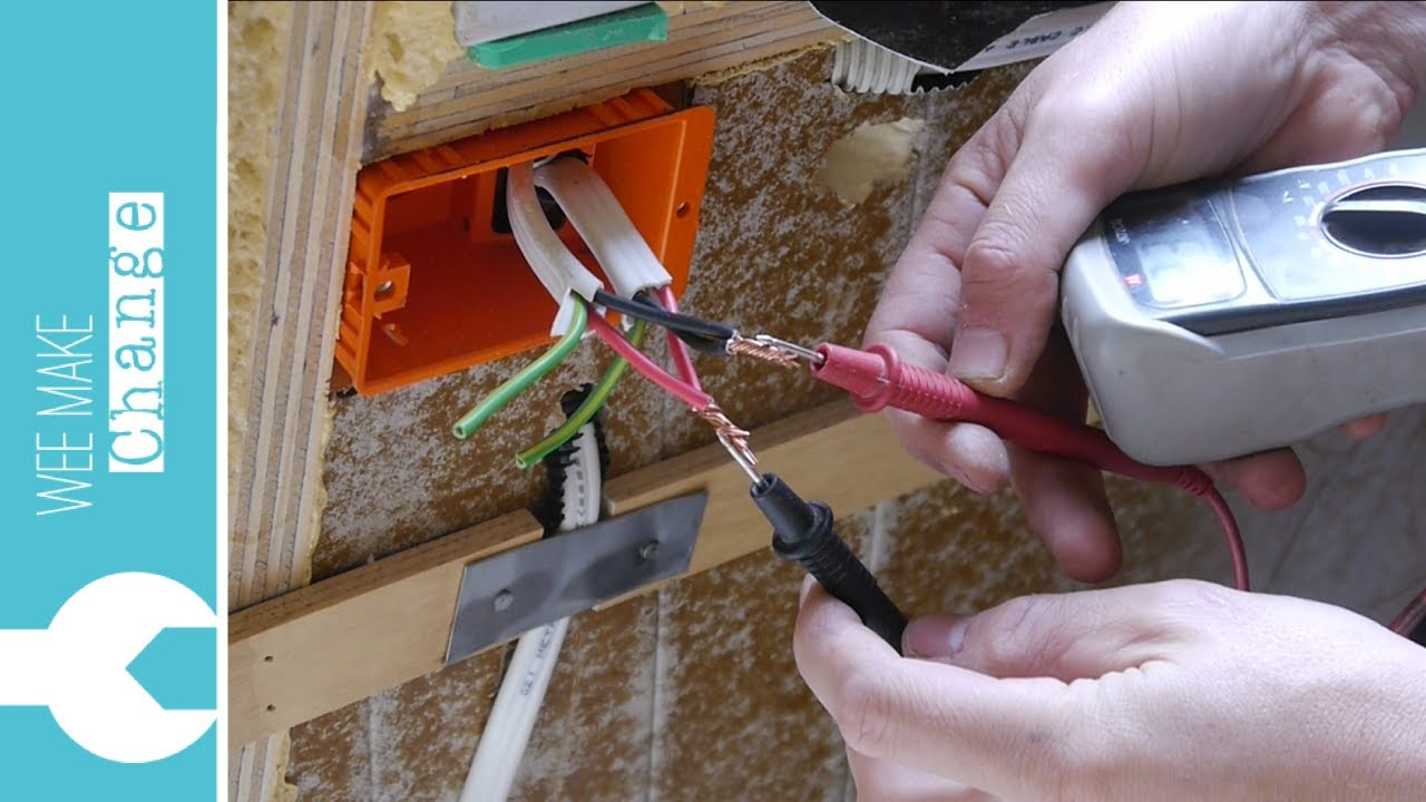 Basic Electrical Wiring On The Basics Of Household Wiring Dvd