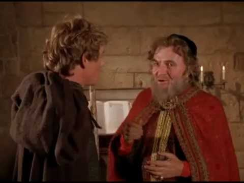 Ivanhoe 1982 - Ivanhoe and Rebecca Meet