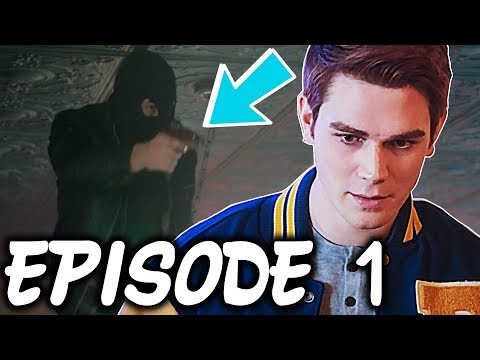 "WHO IS FRED ANDREW'S SHOOTER?!- Riverdale 2x01 ""A Kiss Before Dying"" Review!- Riverdale Season 2!"