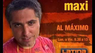 JORGE MONTOYA TIO PATERNO DE GUIDO (NIETO RECUPERADO) CON MAXI MONTENEGRO
