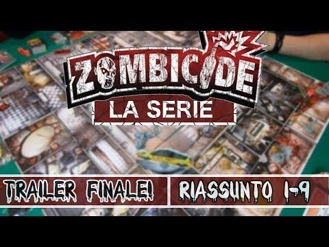 Zombicide: Il TRAILER dell'Ultimo Episodio della Serie!