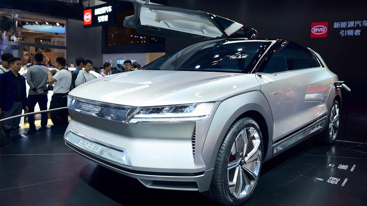 Byd Battery Electric Vehicle Opens To The Global Market