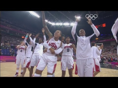 USA\'s Women Win Basketball Gold Medal - London 2012 Olympics