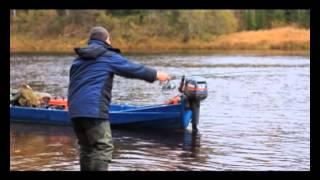 Спортивно-любительское рыболовство на реке Мезень(, 2012-10-21T02:09:20.000Z)