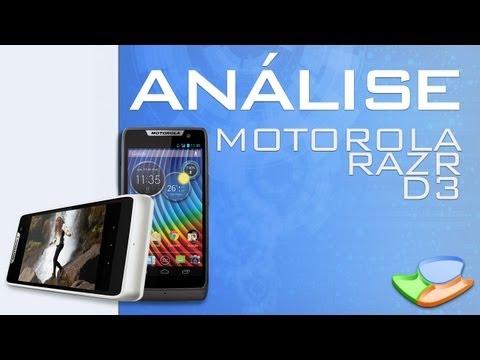 Motorola Razr D3 [Análise de Produto] - Baixaki