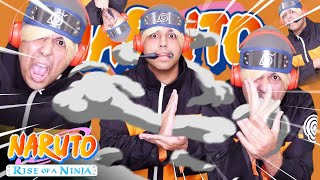 [HILARIOUS!] YES, I DRESSED UP LIKE NARUTO LOL [NARUTO: RISE OF A NINJA] [#04]