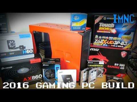 EPIC 2016 Gaming PC Build (DOOM Ready!) | IMNC