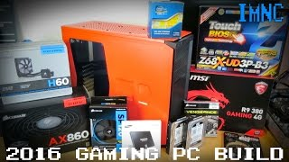 EPIC 2016 Gaming PC Build (DOOM Ready!) | IMNC