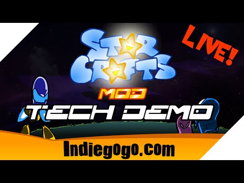 StarCrafts Mod Fund Raising Live Event