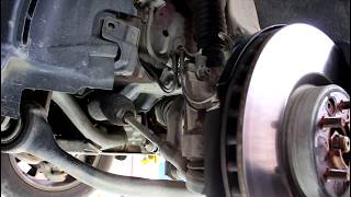 Range Rover Sport Ленд Ровер Спорт 3,0 2014 года Замена карданчика рулевого вала
