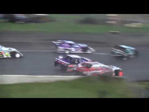 IMCA Sport Mod feature Benton County Speedway 6/9/19