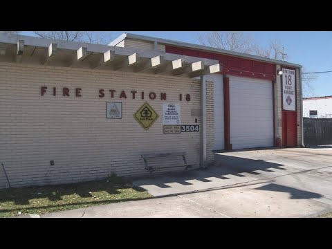 JFRD Station 18 under fire again