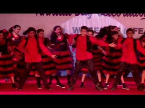 Papa Kehte Hain song choreography || MNR School Annual Day, 2017
