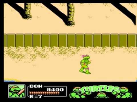 Family game  Las Tortugas Ninjas 3  Escena 1  YouTube