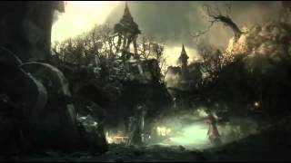 Bloodborne AMV - Blood Red Roses (only cinematic