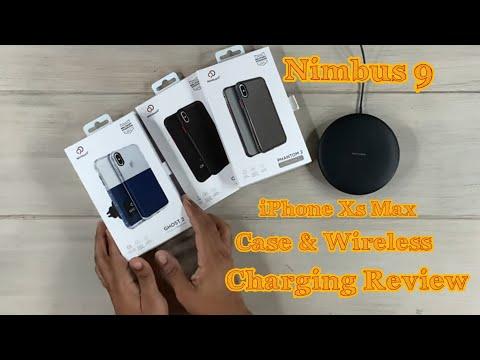Nimbus 9 iPhone Xs Max Case Review: Ghost 2, Cirrus 2 & Phantom 2...