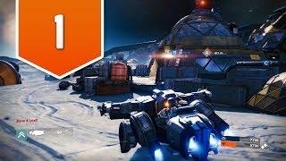 Destiny (PS4) - Live Crucible Multiplayer Gameplay #1 - TEAM MVP!