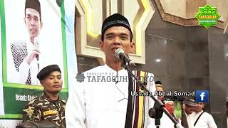 MERDUUU !!! Suara Nyanyian UAS / Ustadz Abdul Somad Lc. MA