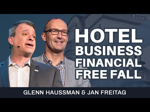 Hotel Business Financial Free Fall