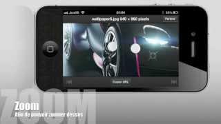 iPhoneSoft.fr : Le tuto pour l'application gratuite sur iPhone, iPod et iPad