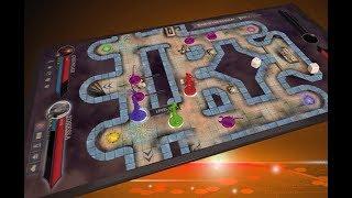 Smartboard is a universal board game console