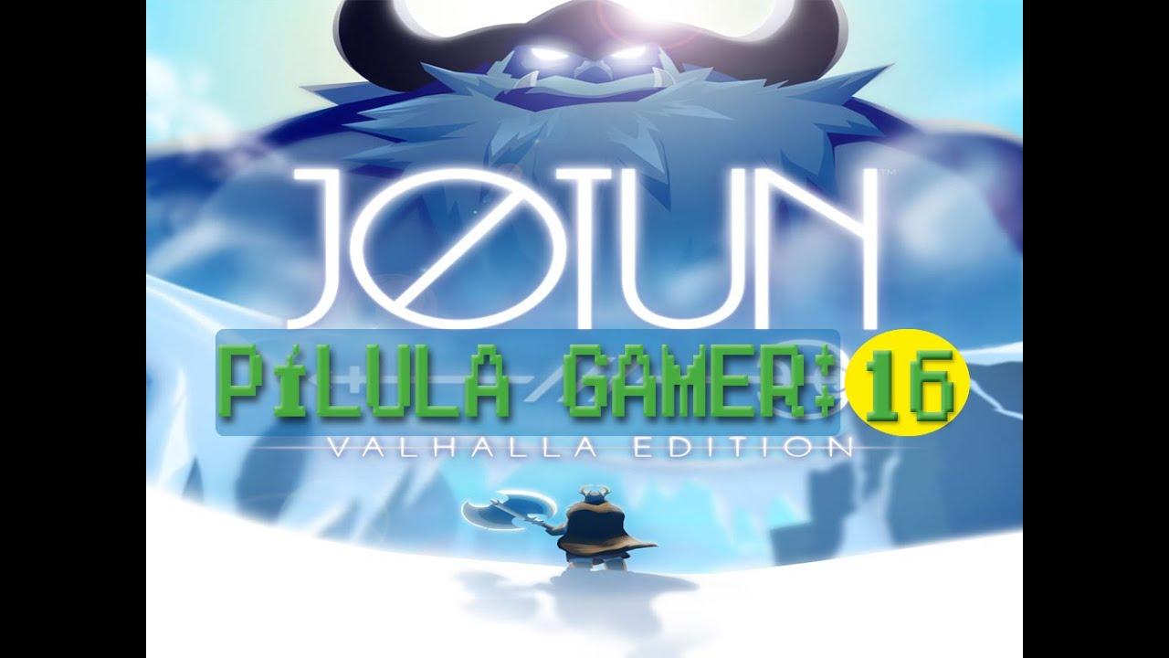 JOTUN - Pílula Gamer 1ª Dose