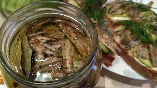 Из чего приготовить анчоус дома Анчоус - рецепт приготовления