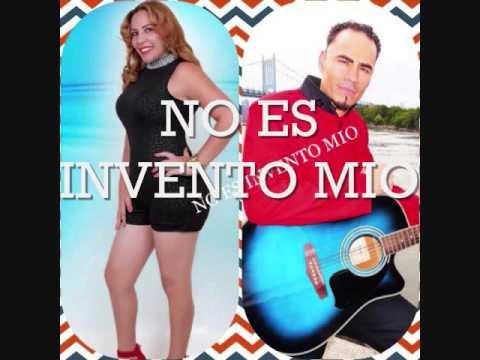 DANNY RODRIGUEZ FT GLENNY HERNANDEZ -NO ES INVENTO MIO BACHATA COVER