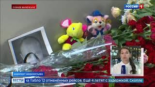 Смотреть видео Аэропорт Шереметьево постепенно возвращается в штатный режим работы   Россия 24 онлайн