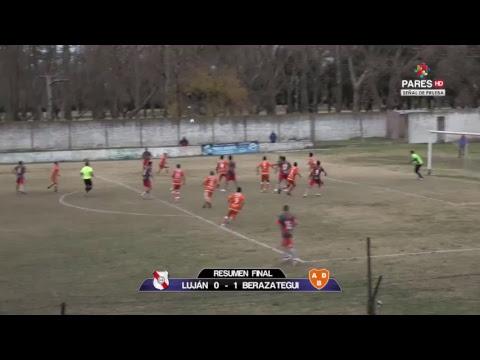 Primera C: Luján vs Berazategui EN VIVO Fecha 36