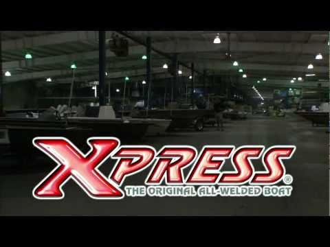 XPRESS MUD BOAT COMMERCIAL - 30sec Spot - 2011