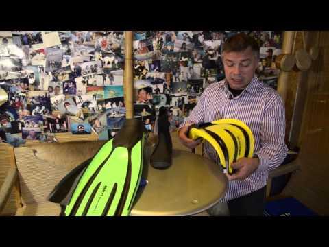 Как выбрать ласты для дайвинга, сноркелинга и подводной охоты